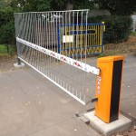 Access mit Übersteigschutz
