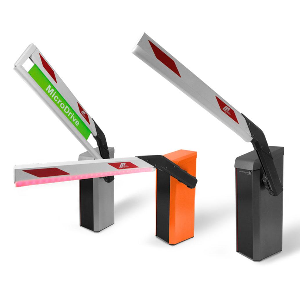Magnetic.Access Pro (bis 3,5 m) › Schranken Zubehör Montage