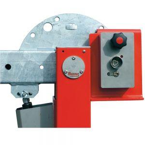 WES 350 Doppel-Hub-Gasdruckfedersystem