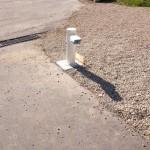 ParkIt Kamera auf Pillar