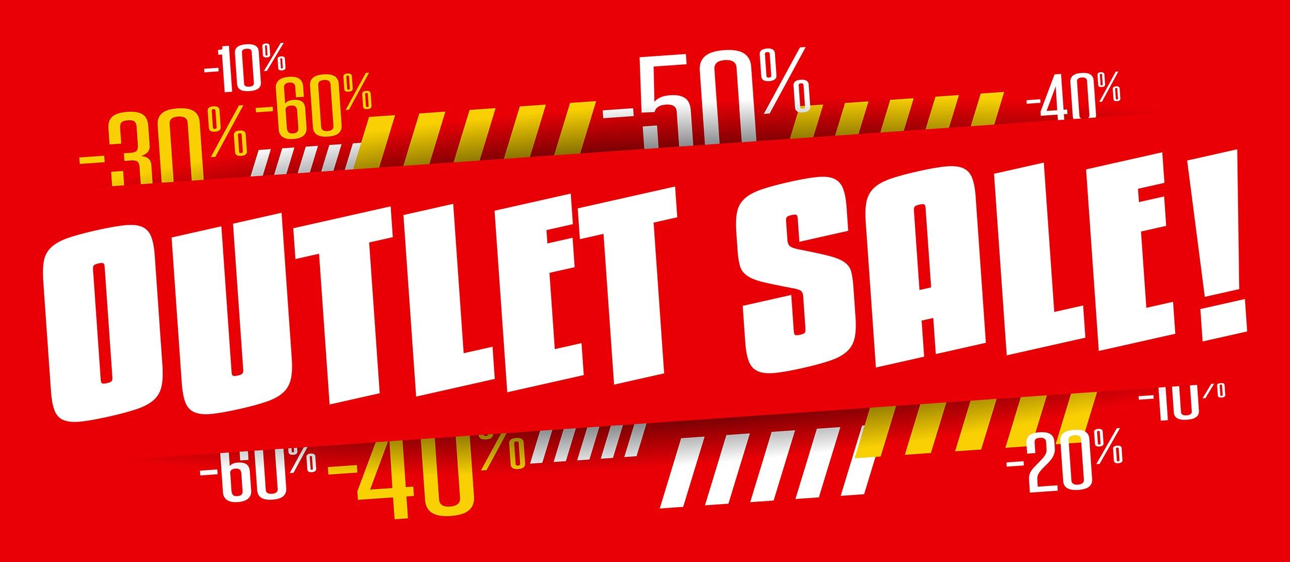 Outlet Sale!